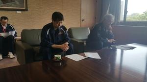 「市民連合」から熊本地震からの復旧復興に関し要望書