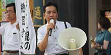熊本市議会議員 上田 よしひろ 日々の活動