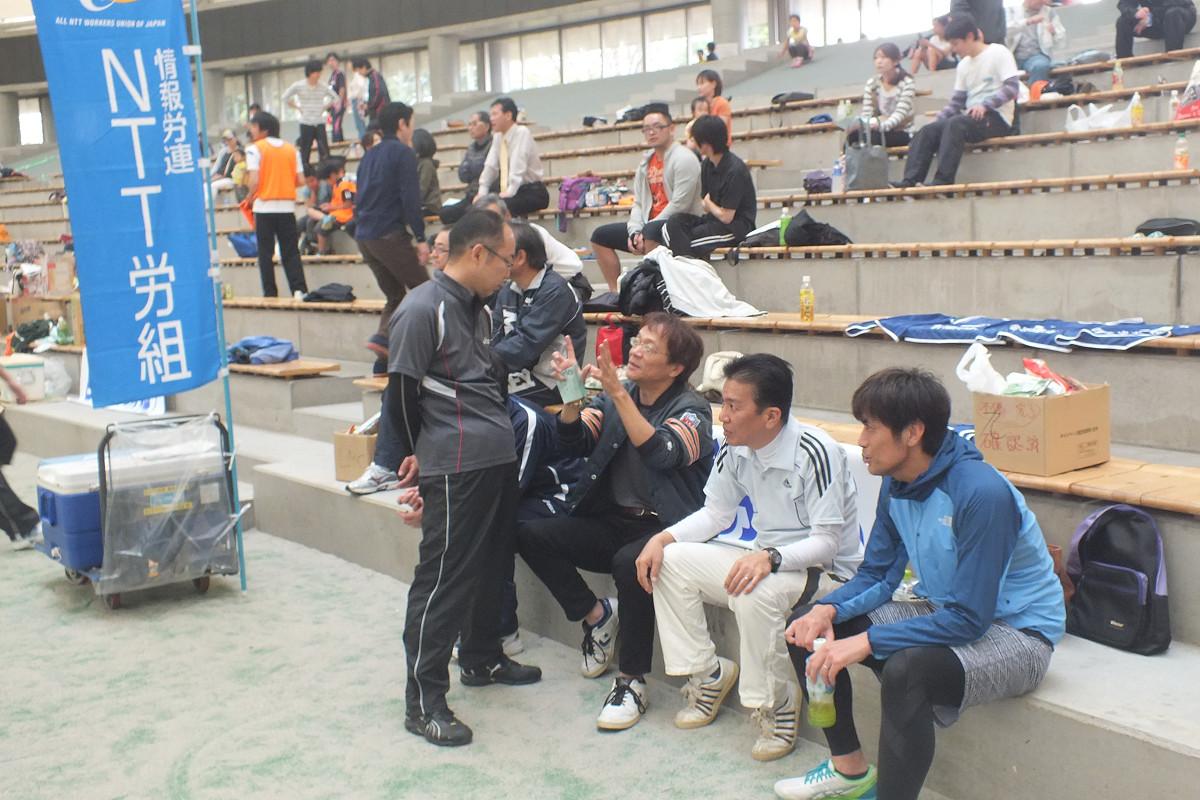 ファミリースポーツフェスタ 熊本市議会議員 上田芳裕